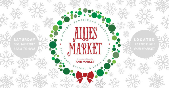 Allies Market page
